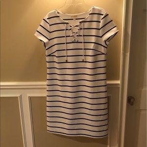 NWOT Maison Jules Shift Dress